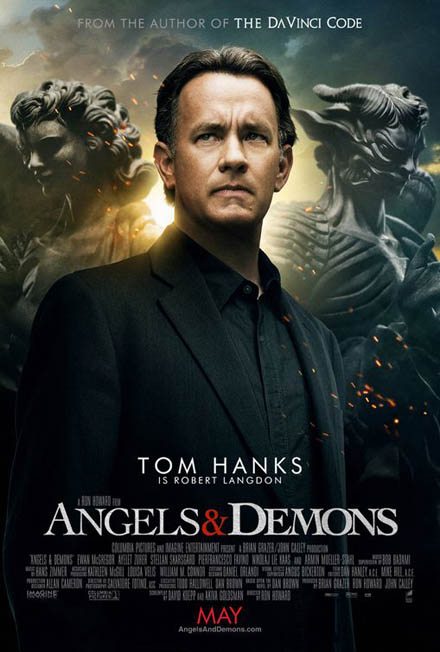 Angels and Demons movie poster