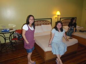 inside room 210