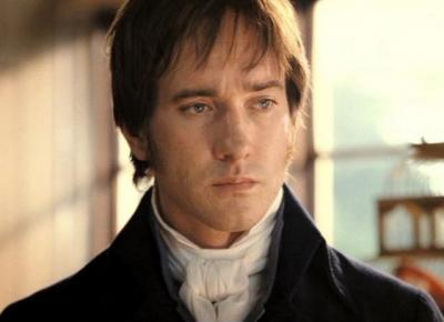 matthew macfadyen as mr darcy A Day with Jane Austen