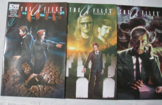 X-Files comics season 10