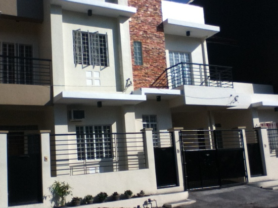 Our house in Albay
