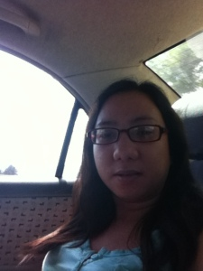 Weena's road trip to Bicol