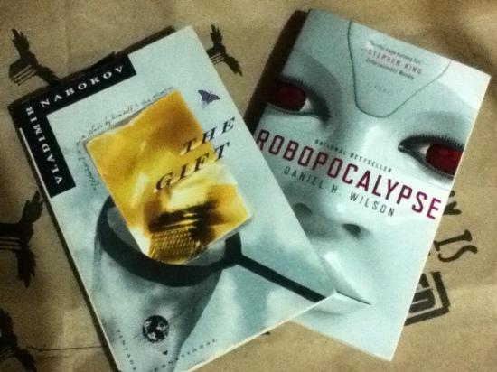 TheGift & Robopocalypse