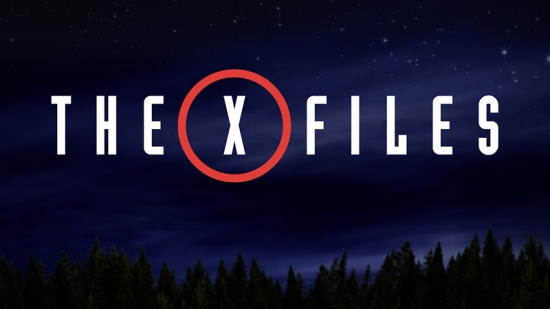 XFiles classic logo