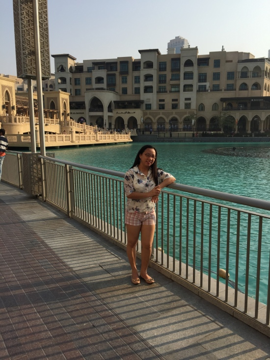 Weena at Dubai Mall