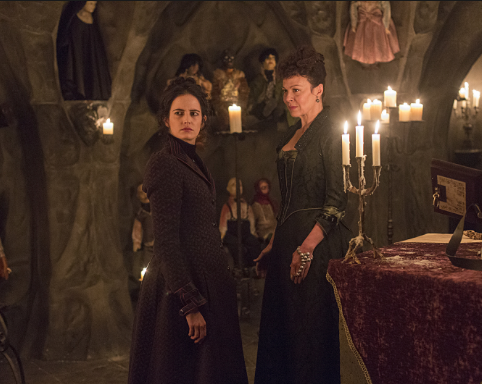 Vanessa Ives & Evelyn_PennyDreadful