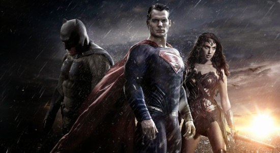 Batman, Superman & Wonder Woman