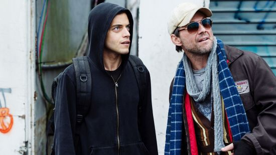 Elliot and Mr. Robot