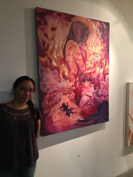 weena-at-art-fair-phils-2017